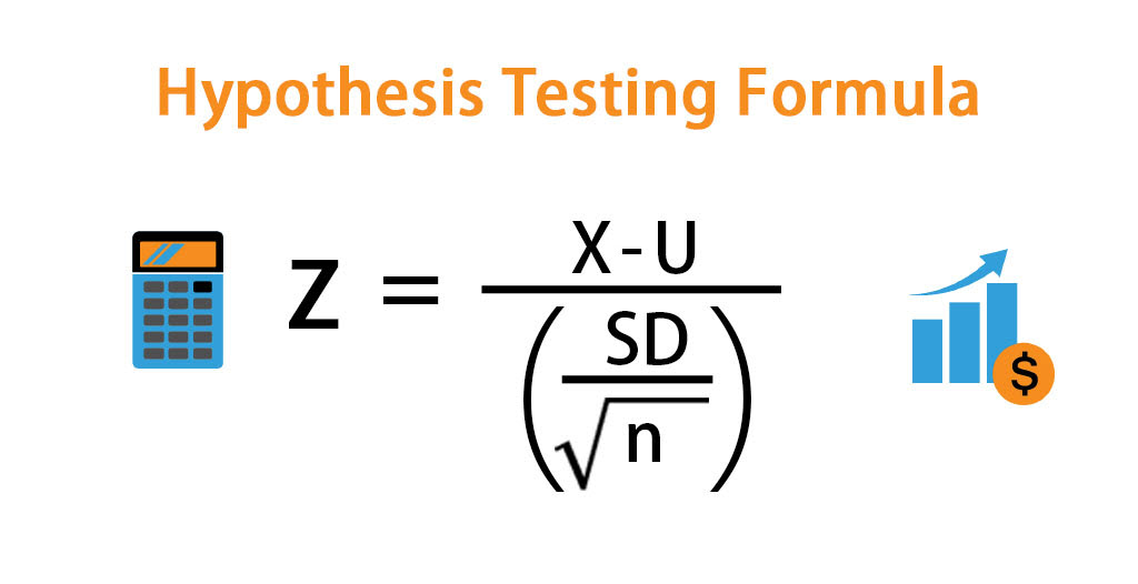 Hypothesis Testing Formula