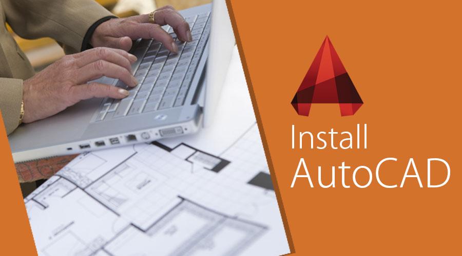 Install AutoCAD