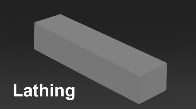 3d Max tools (Lathing)