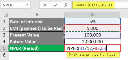 NPER example 2-8