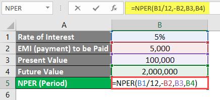 NPER example 2-9