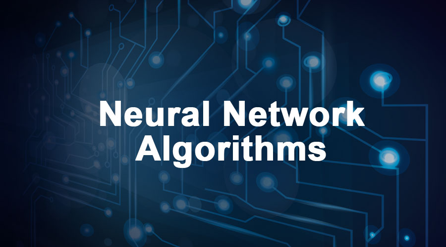 Neural Network Algorithms