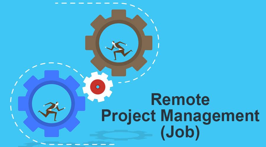Remote Project Management (Job)