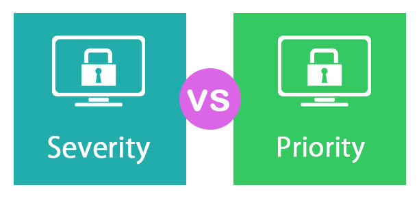 Severity vs Priority