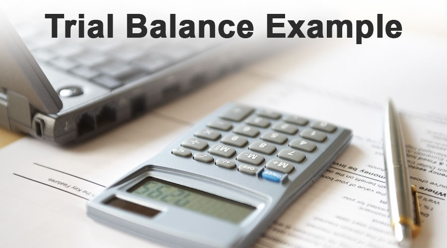 Trial Balance Example