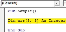 VBA Array Length 1.2