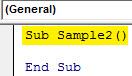 VBA LCase Example 3