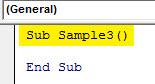 VBA LCase Example 4.1