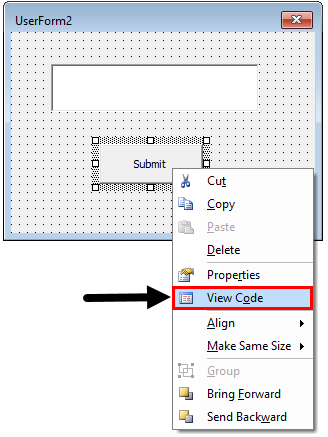 VBA TextBox Example 2-5