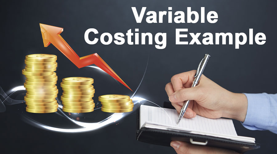 Variable Costing Example