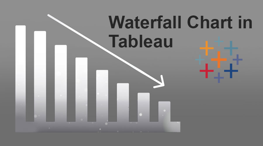 Waterfall Chart in Tableau