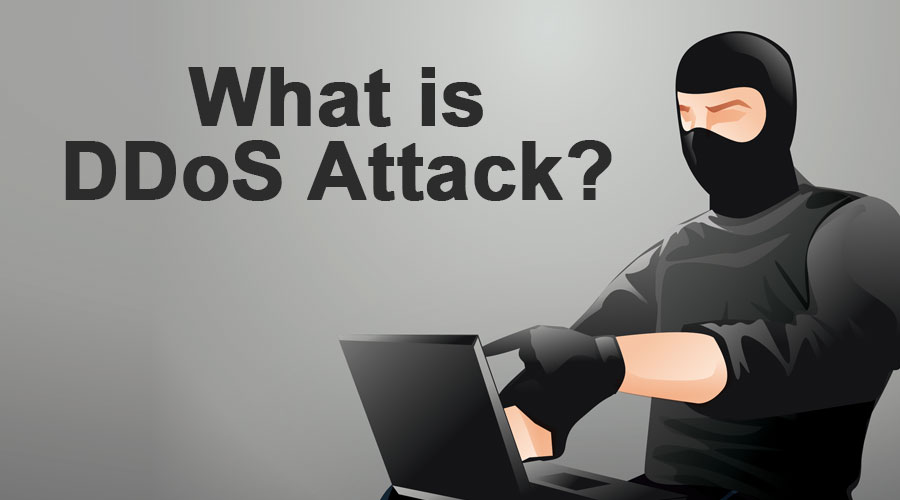What is DDoS Attack 1