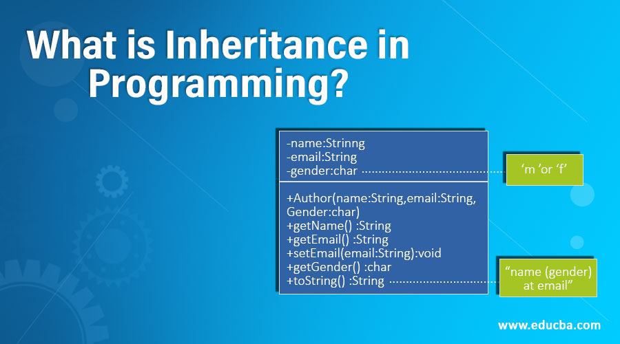 What is Inheritance in Programming?