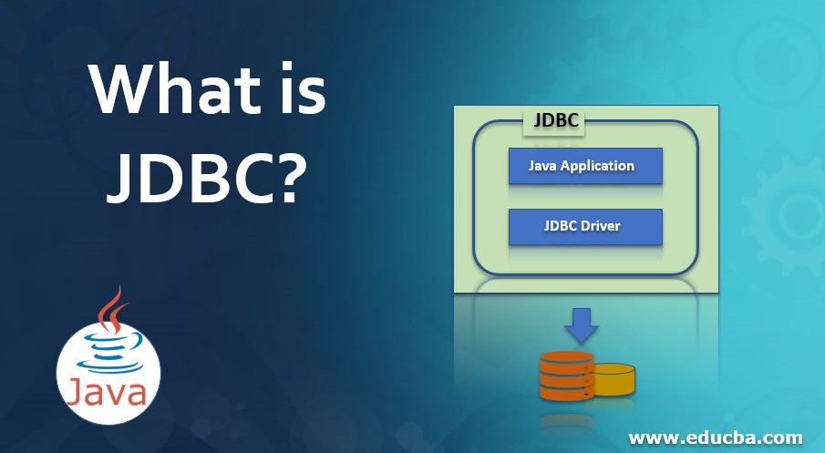 What is JDBC