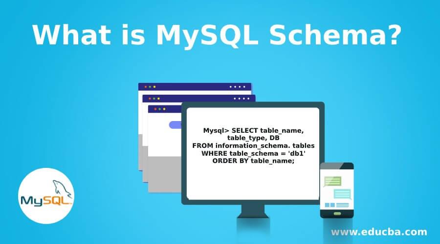 What is MySQL Schema