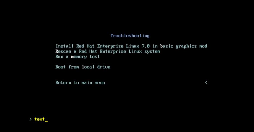Install Unix