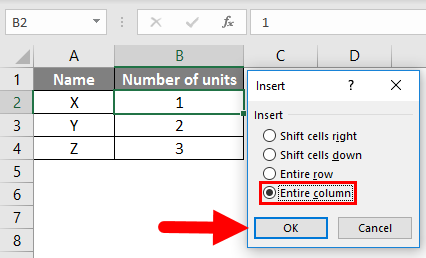 how to Add cells in Excel 2.3