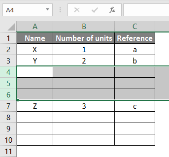 how to Add cells in Excel 4.1
