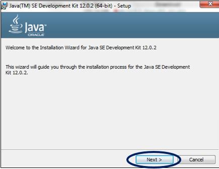 JDK file