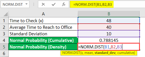 norm dist example 2-2