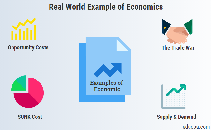 real world example of economics