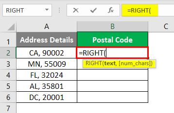 right formula example 2-2