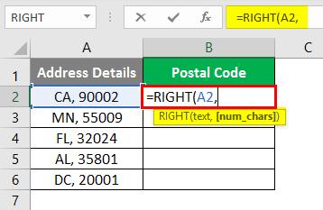 right formula example 2-3