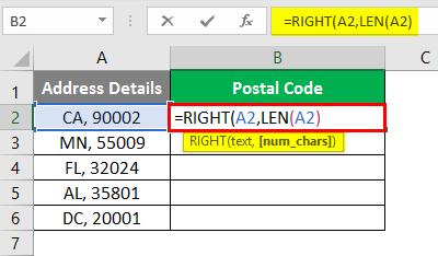 right formula example 2-4