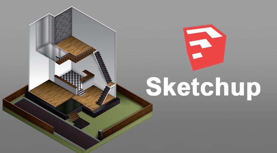 sketchup(3D Modeling Software)