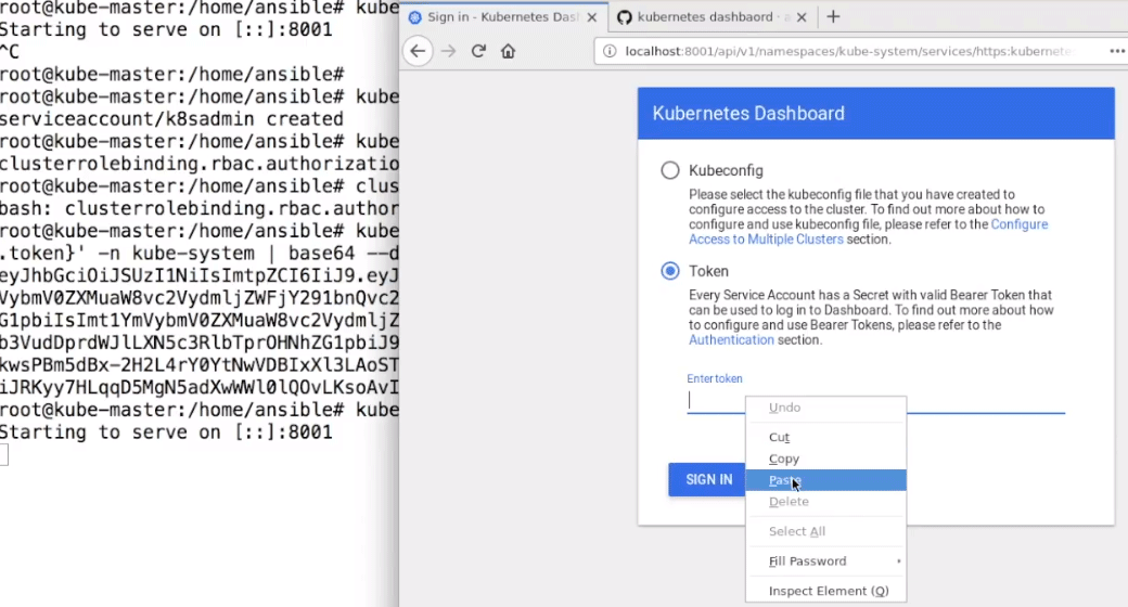 Install Kubernetes Dashboard | Overview and Step by Step Installation