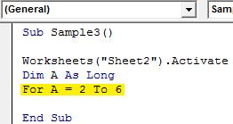vba LCase Example 4.4