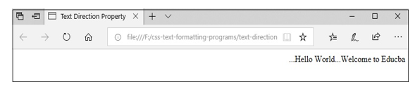 CSS Formating9