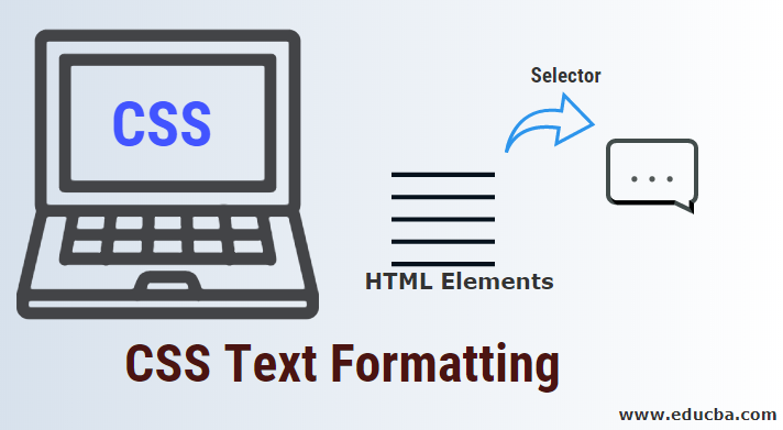 CSS Text Formatting