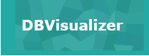DBvisualizer sql management tool