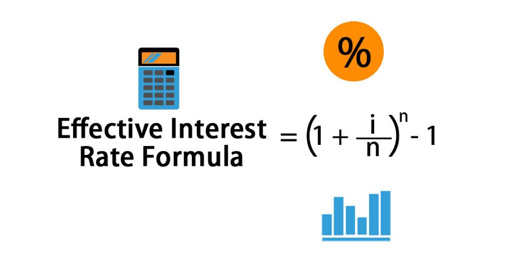 Effective Interest Rate Formula