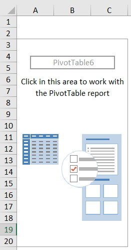 Excel Quick Analysis tool table 3