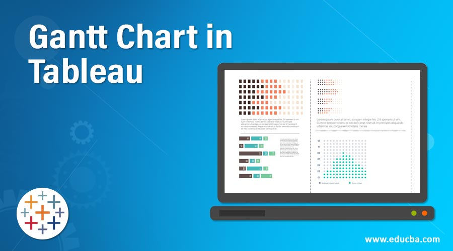 Gantt Chart in Tableau