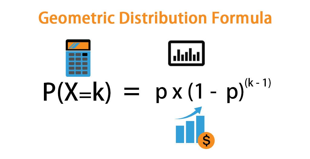 Geometric Distribution Formula | Calculator (With Excel