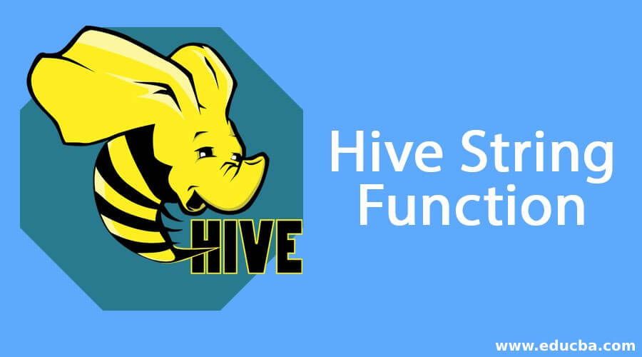 Hive String Function