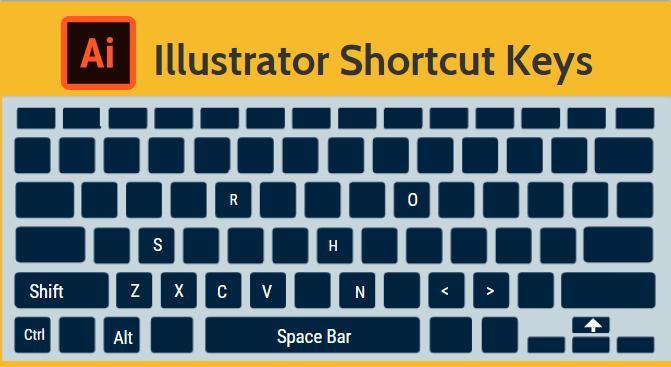 Illustrator Shortcut Keys