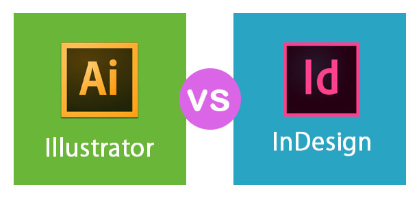 Illustrator vs InDesign
