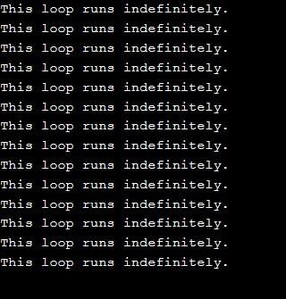 Loops in C++ 3