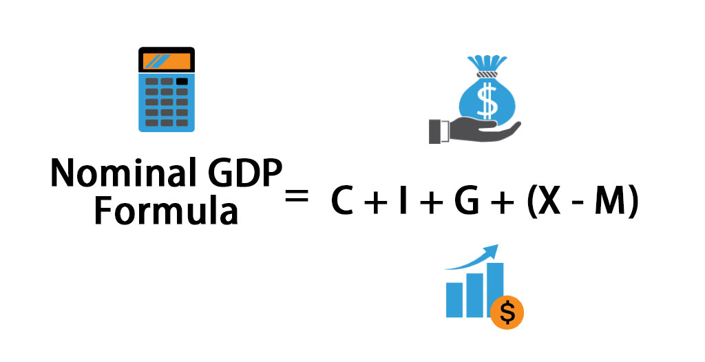 Nominal Gdp Formula Calculator Examples With Excel