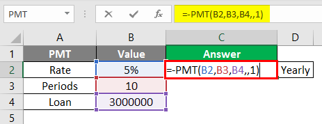 PMT function 1