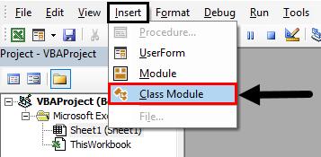 VBA Class Module Example 1-2