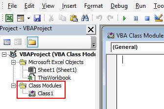 VBA Class Module | How to Insert Class Module in Excel Using VBA?