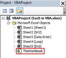 ThisWorkbook Example 2-2