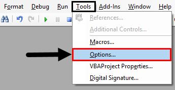 VBA Option Explicit 3