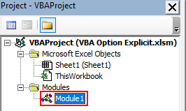 VBA Option Explicit Example 2-2