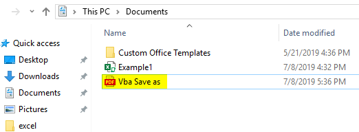 VBA Save As | How to Save File Using Excel VBA Save As Function?